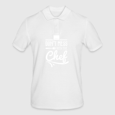 Chef Chef Chef Chef cuisine - Polo Homme