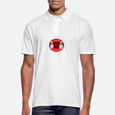 Bowling Team Bowling bowling alcohol beer team - Men's Polo Shirt