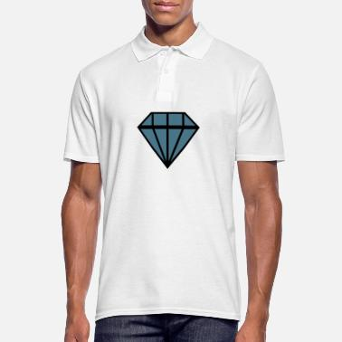 Diamond Supply Diamond - Männer Poloshirt