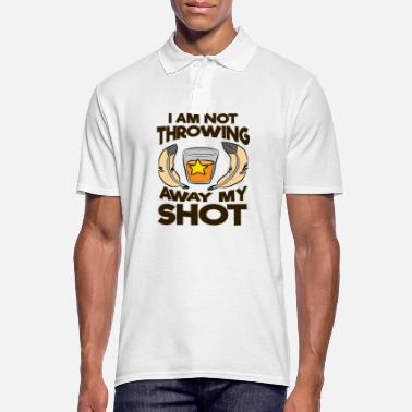 Shot shot - Men's Polo Shirt