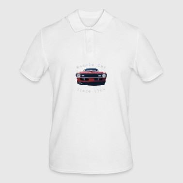 Muscle car - Men's Polo Shirt