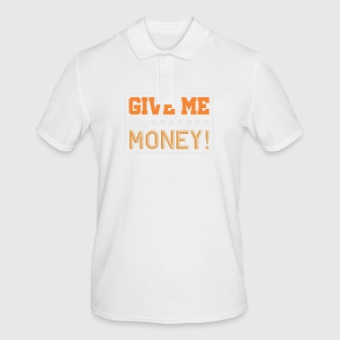 money - Men's Polo Shirt
