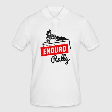 Rally Enduro Rally - Men's Polo Shirt