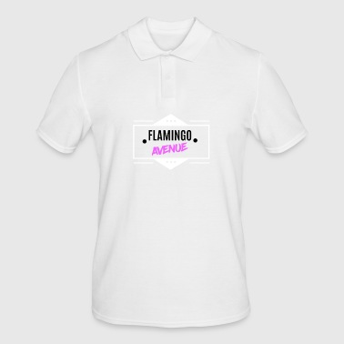 Avenue Flamingo Avenue - Men's Polo Shirt