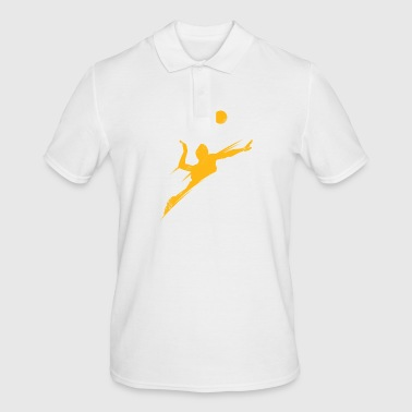 Volleyball beach volley été sportif sportif - Polo Homme