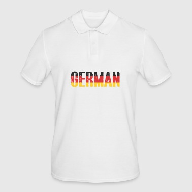 German - Men's Polo Shirt