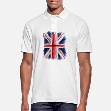 Flag British flag - Men's Polo Shirt
