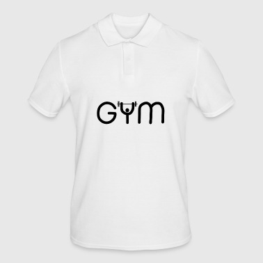 Gym GYM gym - Men's Polo Shirt