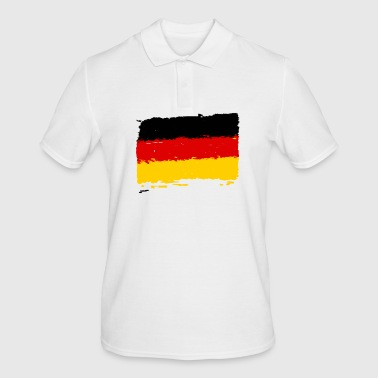 Germany flag - German flag - Men's Polo Shirt