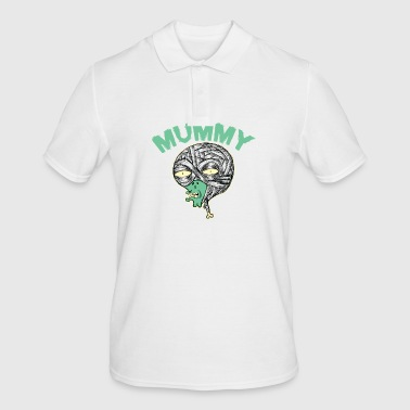 Halloween Mummy Loves Me - Men's Polo Shirt