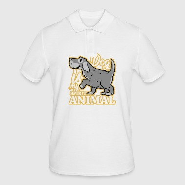 Chiens chiens chiens amoureux - Polo Homme