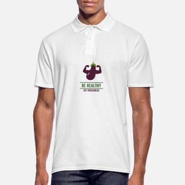 Healthy Be Healthy - Men's Polo Shirt