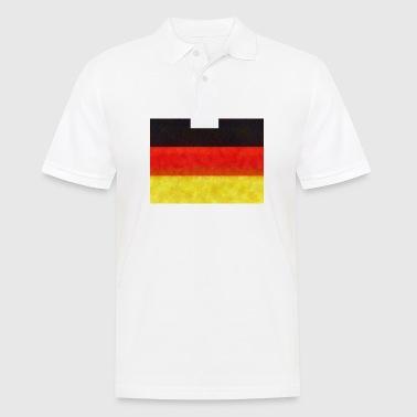 Ordina online polo con tema repubblica federale di - Bandiera della pagina di colorazione della germania ...