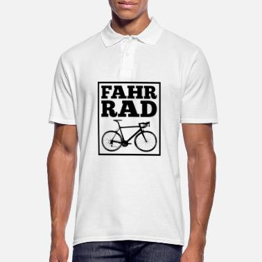 Ride Bike Ride bike bike - Men's Polo Shirt