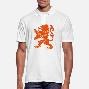Dutch Dutch Lion - Men's Polo Shirt