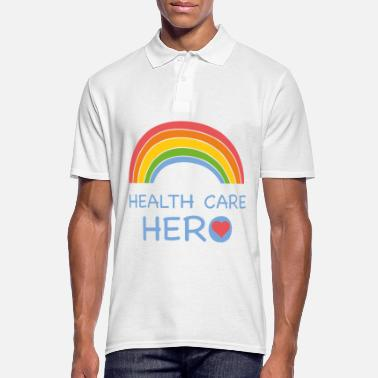 Care health care hero - Men's Polo Shirt