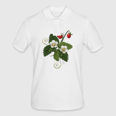 Strawberry bush - Men's Polo Shirt