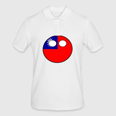 Country bal Country inheemse Taiwan - Mannen poloshirt