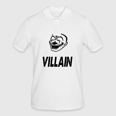 villain - Men's Polo Shirt