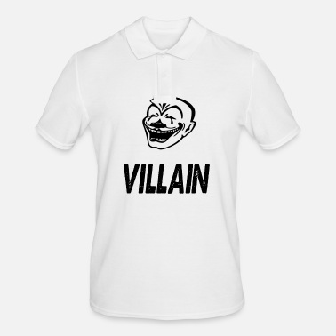 Villain villain - Men's Polo Shirt
