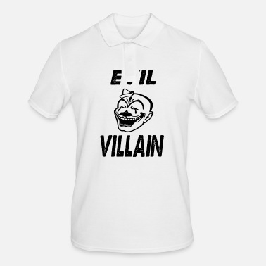 Villain evil villain - Men's Polo Shirt