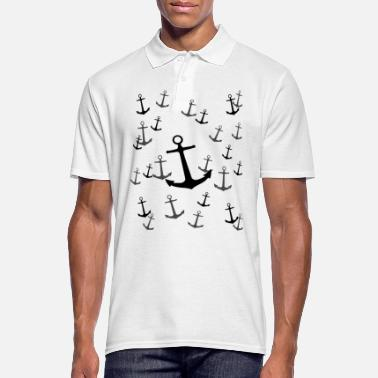 Maritime Maritime anchor - Men's Polo Shirt