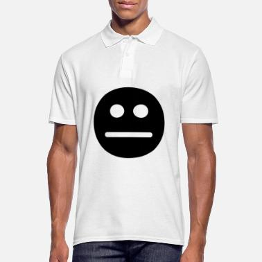 Emoticon Emoticons - Männer Poloshirt