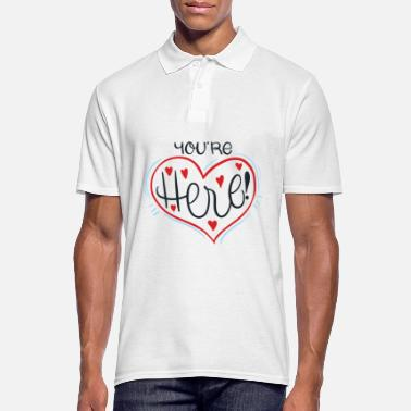 Moto amour - Polo Homme