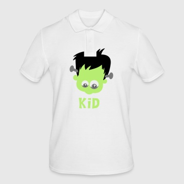 Frankenstein kid - Men's Polo Shirt