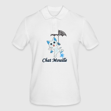 Chat mouille - Polo Homme