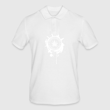 GANJA MEDICAL - Men's Polo Shirt