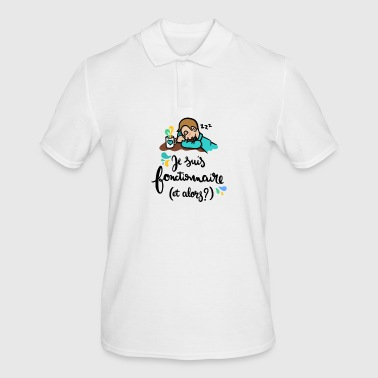 Fonctionnaire ! - Polo Homme