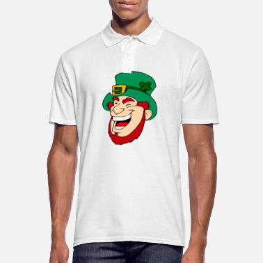 Leprechauns leprechaun - Men's Polo Shirt