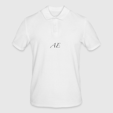AE initials - Men's Polo Shirt
