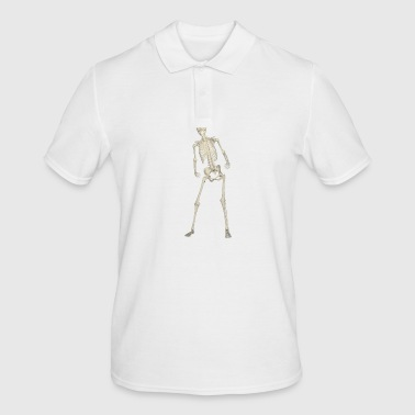 Skeleton skeleton - Men's Polo Shirt