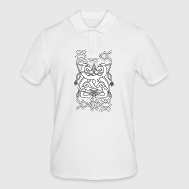 Celtic Lions - Celtic Lions - Men's Polo Shirt
