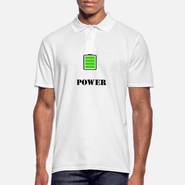 Power power - Men's Polo Shirt