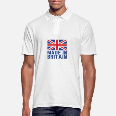 Gb made in GB - Men's Polo Shirt