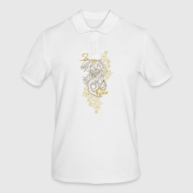 clan de dragon - Polo Homme