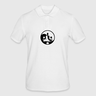 meditation - Men's Polo Shirt