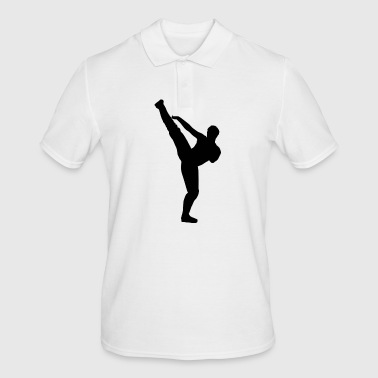 kick - Men's Polo Shirt