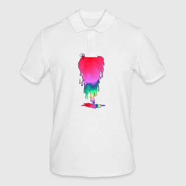 Painting snap - Men's Polo Shirt
