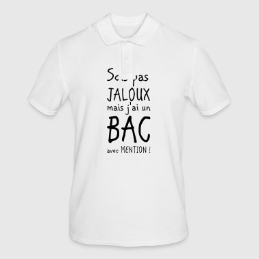 Bac avec mention - Polo Homme
