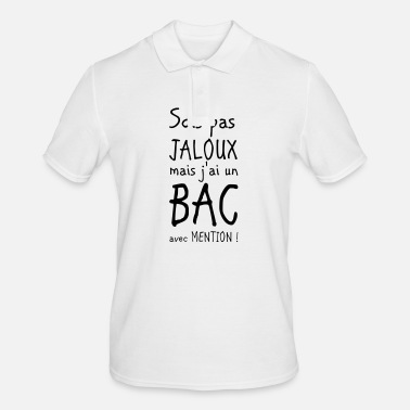Bac 2018 Bac avec mention - Polo Homme