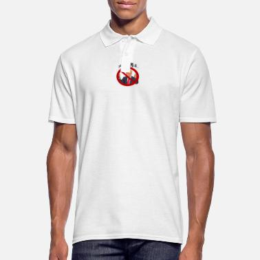 Satire Donald Trump satire - Polo Homme