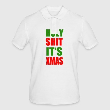 xmas - Men's Polo Shirt