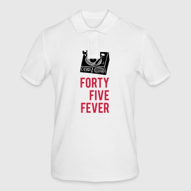 Forty Five Fever Turntable - Polo da uomo