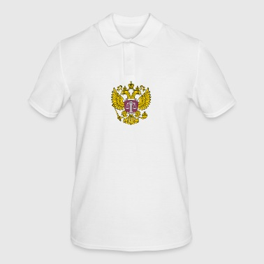 Russia Russia coat of arms - Men's Polo Shirt