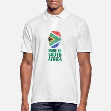 South Africa Made In South Africa / South Africa - Men's Polo Shirt