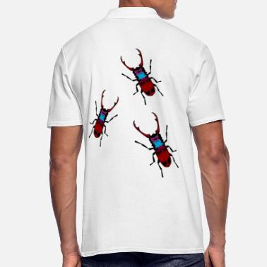 Insecten Insect hert insect - Mannen poloshirt